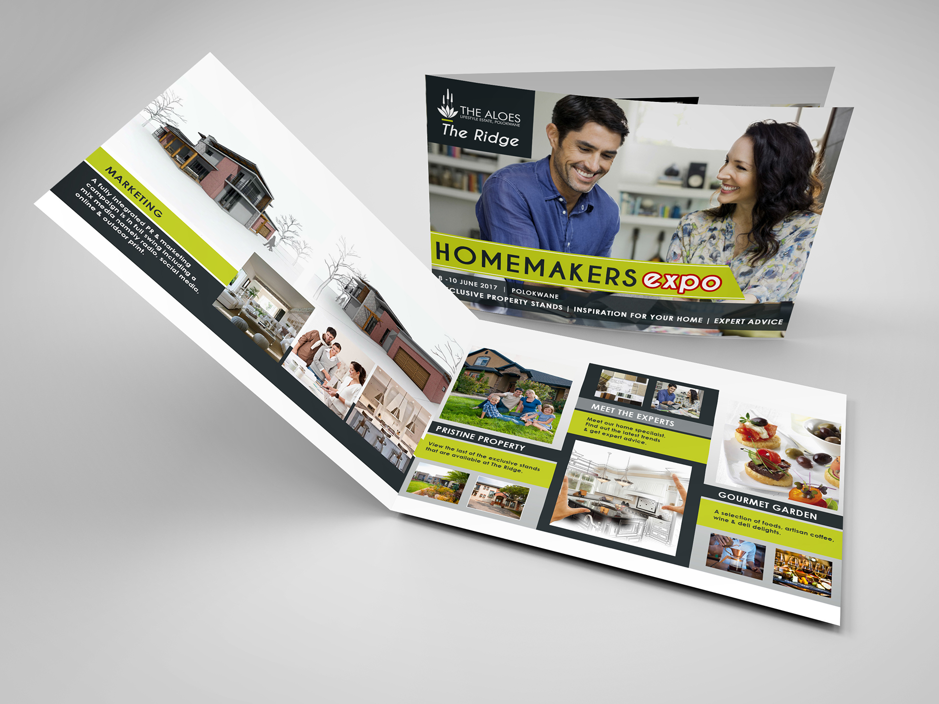 Brochure aloes home makers