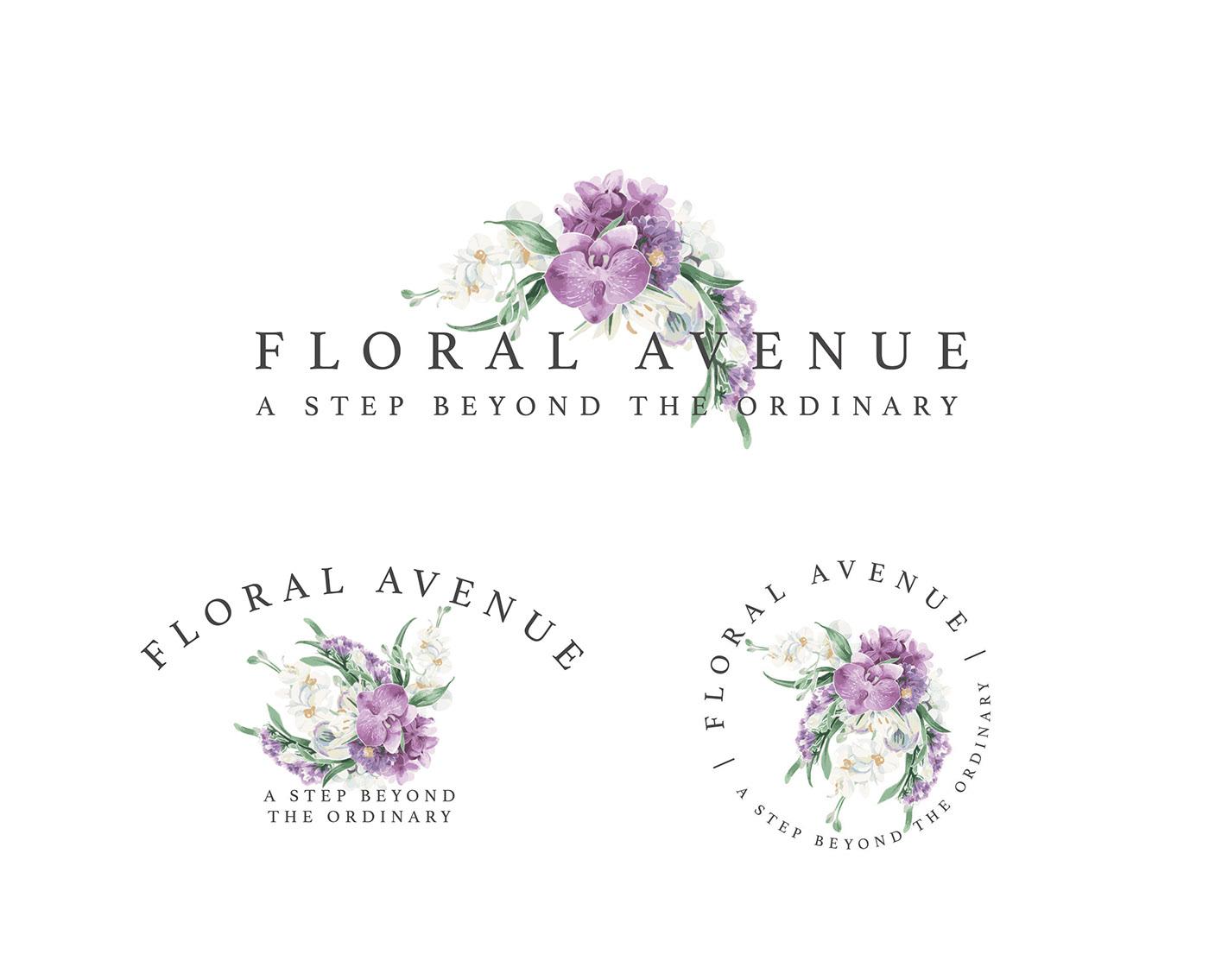 Logo FLoral design
