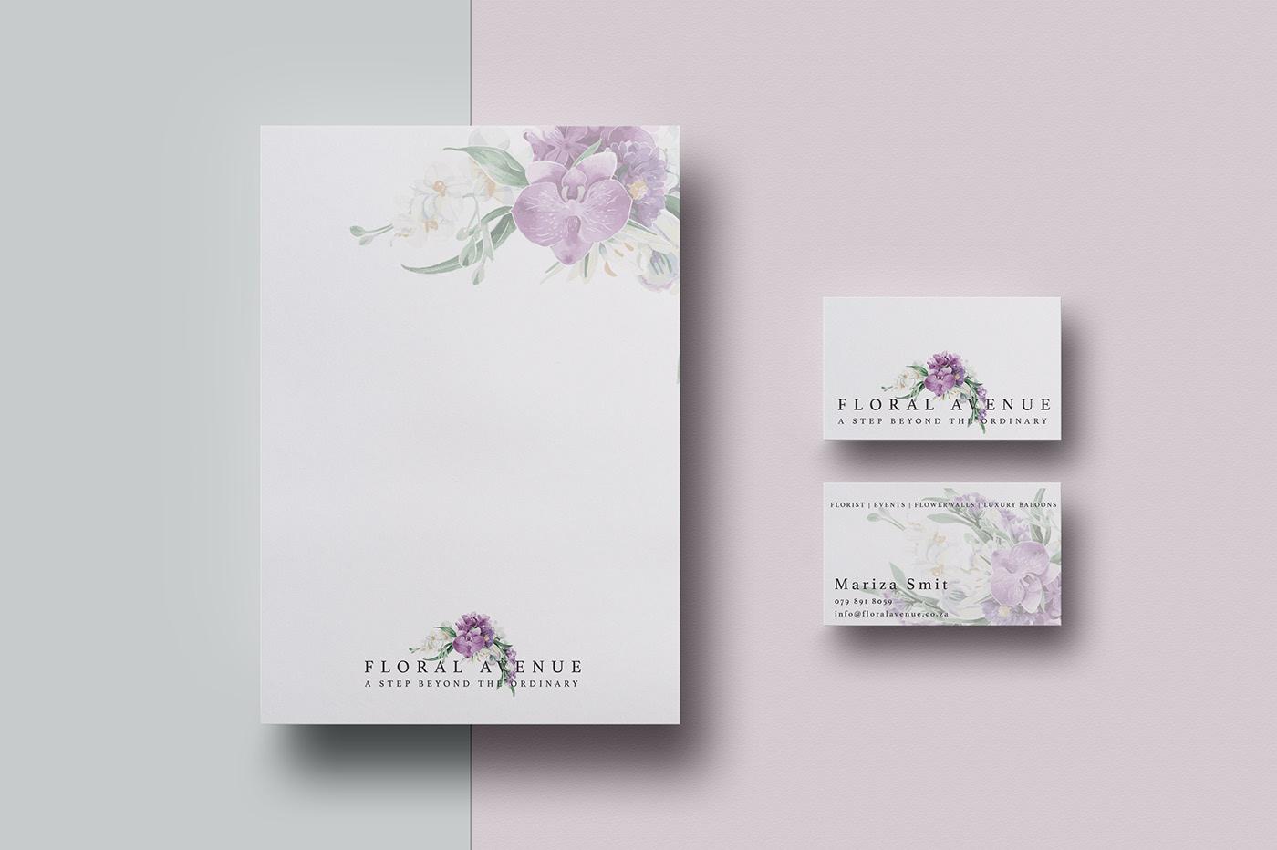 Print floral